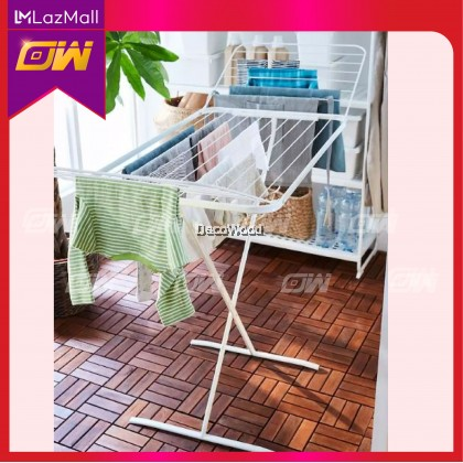 MULTI White Outdoor Clothes Hanger / Anti-Rust Cloth Hanger / Drying Rack / Outdoor Clothes Hanger