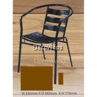 2 UNITS x Ready-Fixed Outdoor Garden Chair/Outdoor Chair/Patio Chair/Patio Bench/Smoking Area Bench/ Bench Chair/Resting Area Chair/Staff Room Bench/Waiting Chair/Waiting Bench L530MM X W550MMX H770MM Pre Order 1 Week