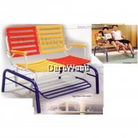 Metal Solid Garden Swing/Metal Swing/Children Playground/Children Toy/Toys/Indoor Swing/Outdoor Swing/Relax Chair/Patio Chair/Patio Swing (Colourful Colour)