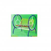 Metal Solid Garden Swing/Metal Swing/Children Playground/Children Toy/Toys/Indoor Swing/Outdoor Swing/Relax Chair/Patio Chair/Patio Swing Pre Order 1 Week