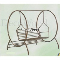 L SIZE Metal Solid Garden Swing/Metal Swing/Children Playground/Children Toy/Toys/Indoor Swing/Outdoor Swing/Relax Chair/Patio Chair/Patio Swing Pre Order 1 Week