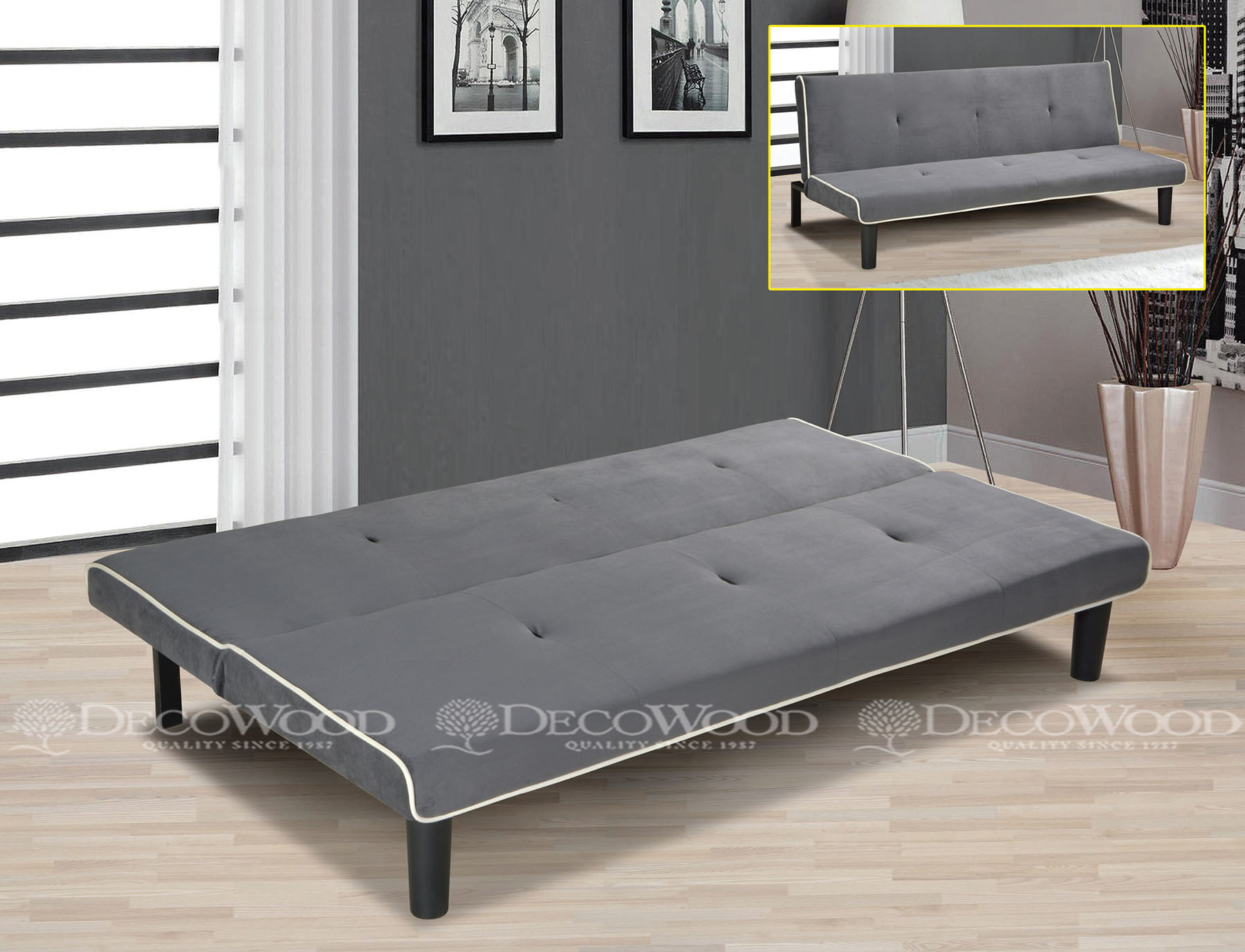 Bedroom Sofa Bed / Living Hall Sofa Bed / Office Sofa Bed / Lounge Sof